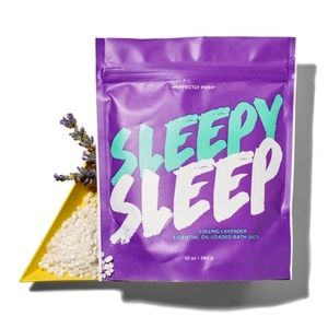 *Sealed & New* Sleepy Sleep Magnesium Bath Salts